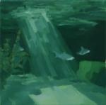 óleo sobre lienzo, 20 x 20 cm